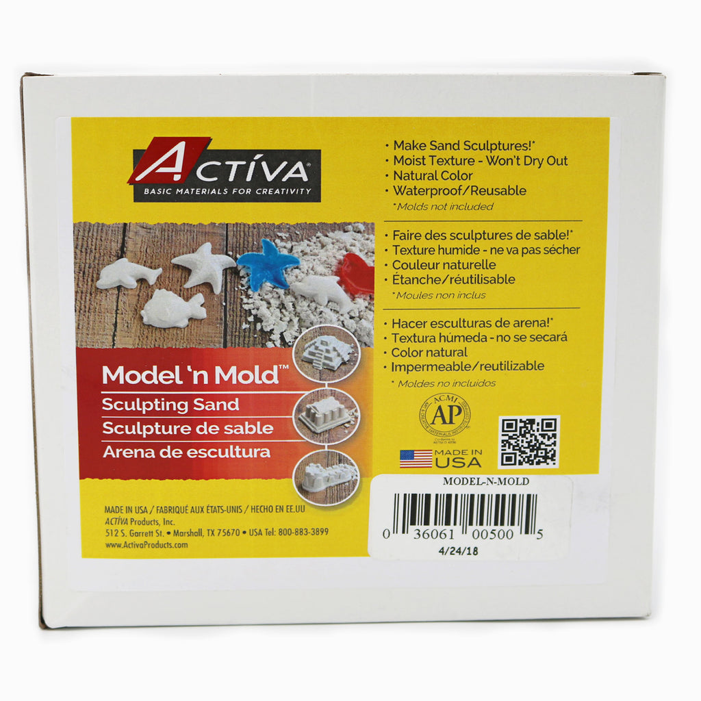 ACTIVA MODEL N MOLD 3LB BOX OF SAND
