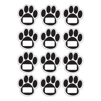 DIE CUT MAGNETS BLACK PAWS