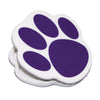 MAGNET CLIPS PURPLE PAW