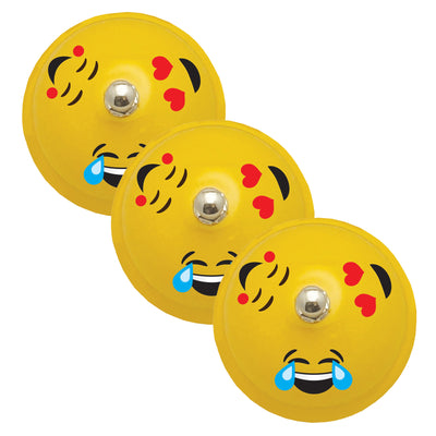 (3 Ea) Emojis Decorative Call Bell