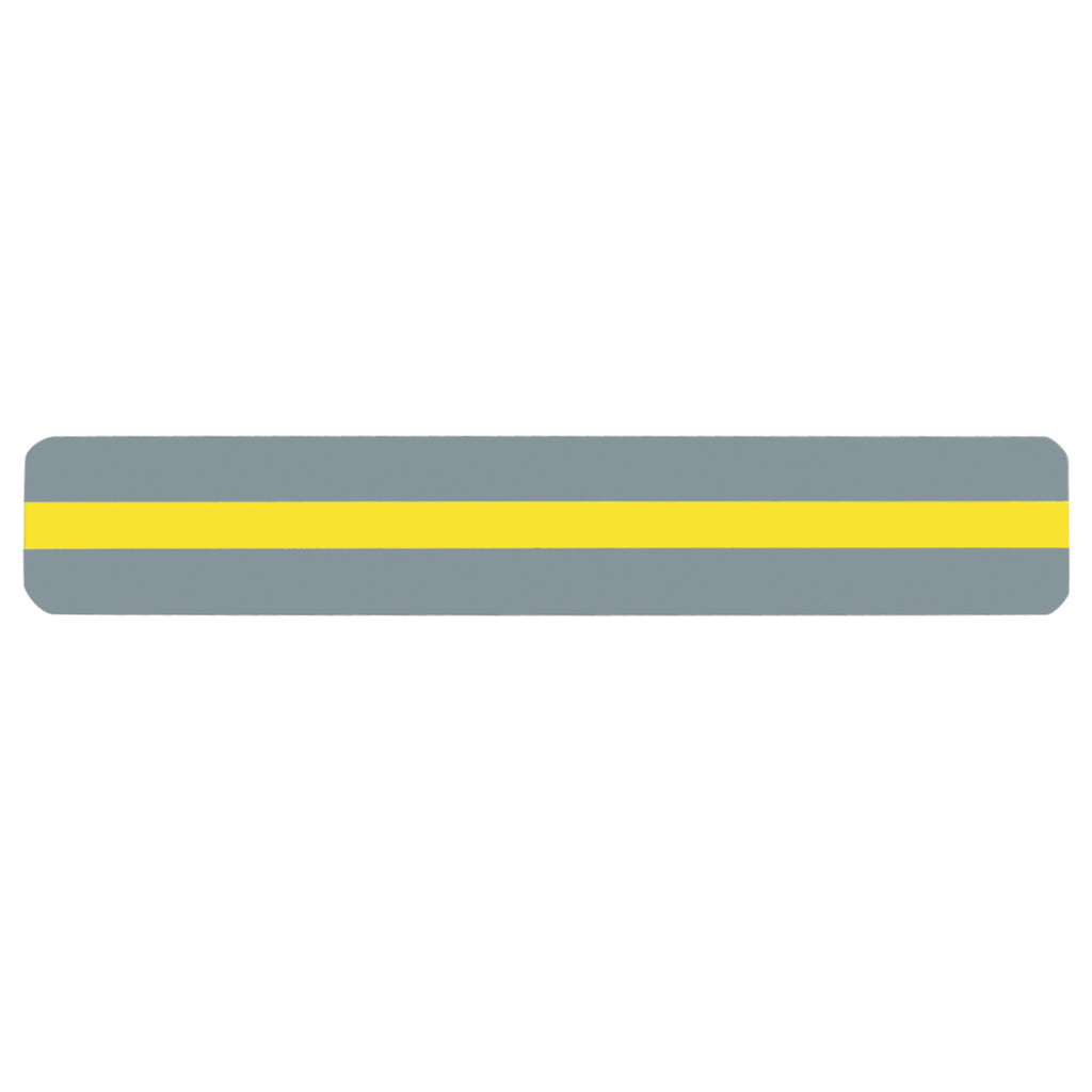 READING GUIDE STRIPS YELLOW