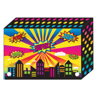 SUPER CITY INDEX CARD BOXES 3X5IN