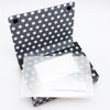 BW DOTS INDEX CARD BOXES 3X5IN