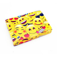 EMOJIS INDEX CARD BOXES 4X6IN