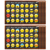 (10 Ea) Smart Emoji How You Feeling Chart Dry-erase Surface