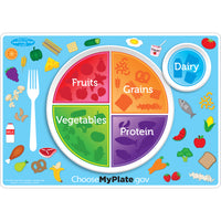 10pk Myplategov Learn Mat 2 Sided Write On Wipe Off