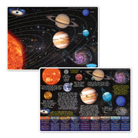 4 Pk Stem Education Learning Mats Smart Poly