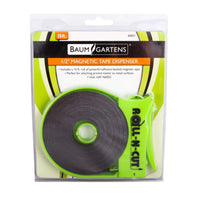 MAGNETIC TAPE WITH SELF CUTTING