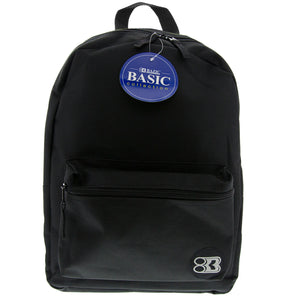 16in Black Basic Collection Backpk