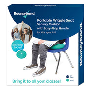 Portable Wiggle Seat Green Bouncyband - Student Spotlight