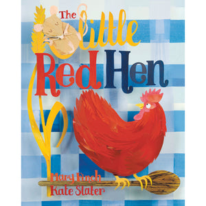 (3 Ea) The Little Red Hen