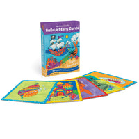 Build A Story Cards Ocean Adventure