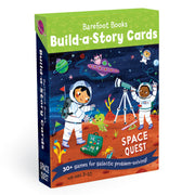 Build-a-story Cards Space Quest