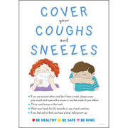 Cover Coughs & Sneezes Poster
