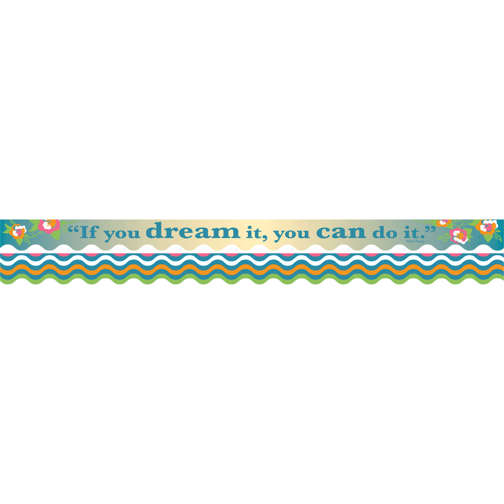 YOU CAN DO IT BORDER DOUBLE-SIDED