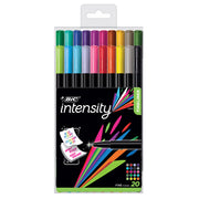 Bic Intensity Fineliner Pens 20pk