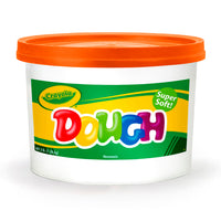 MODELING DOUGH 3LB BUCKET ORANGE