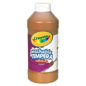 ARTISTA II TEMPERA 16OZ BROWN