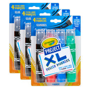 (3 Pk) Project Markers Classic Poster