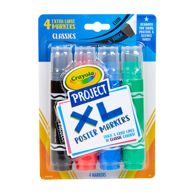 Project 4ct Xl Markers Classic