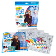 Color Wonder Frozen Glitter Set
