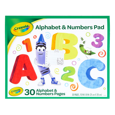 Crayola Beginning Abc Tablet