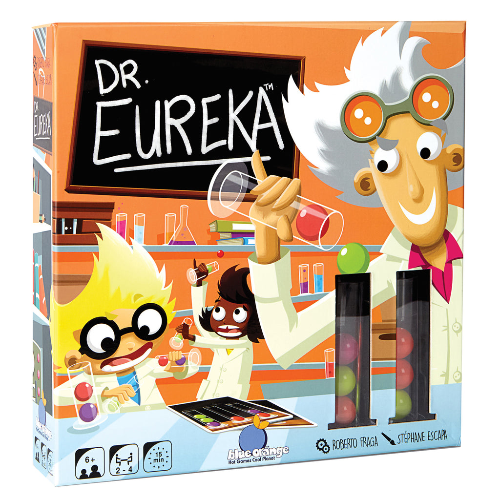 Dr Eureka Game