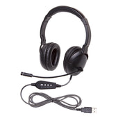 Neotech Headphone With Mic & Usb Plug Plus Series