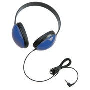 Listening First Stereo Headphones Blue