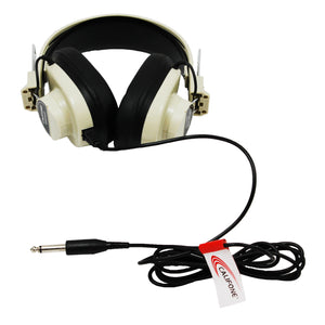MONAURAL HEADPHONE 5 STRAIGHT CORD