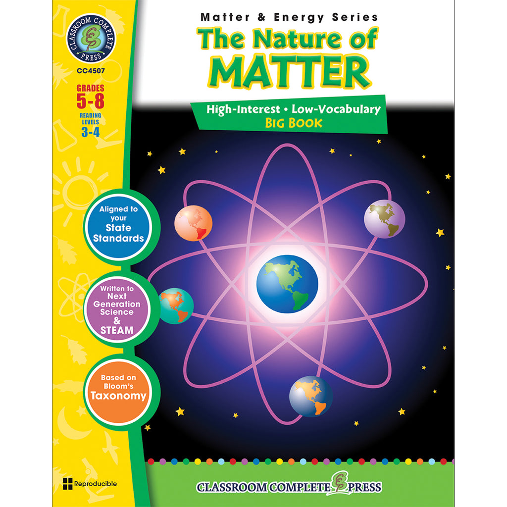 THE NATURE OF MATTER BIG BOOK
