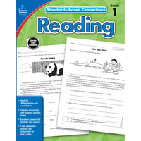 Standards-based Connections Reading Grade 1 Workbook