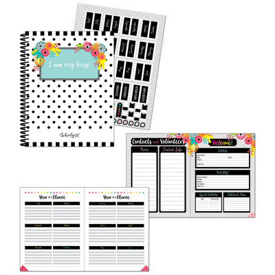 Pineapple Teacher Planner