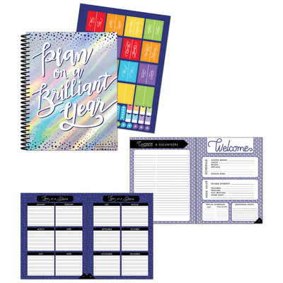 Plan On Brilliant Yr Teachr Planner Sparkle And Shine