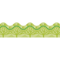 ECO TREES BORDER