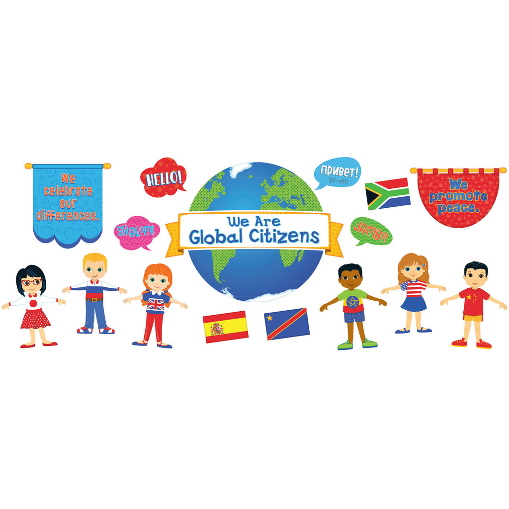 (2 St) We Are Global Citizens Bbs Gr Pk-5 Curriculum