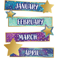 Galaxy Months Of The Yr Mini Bb St