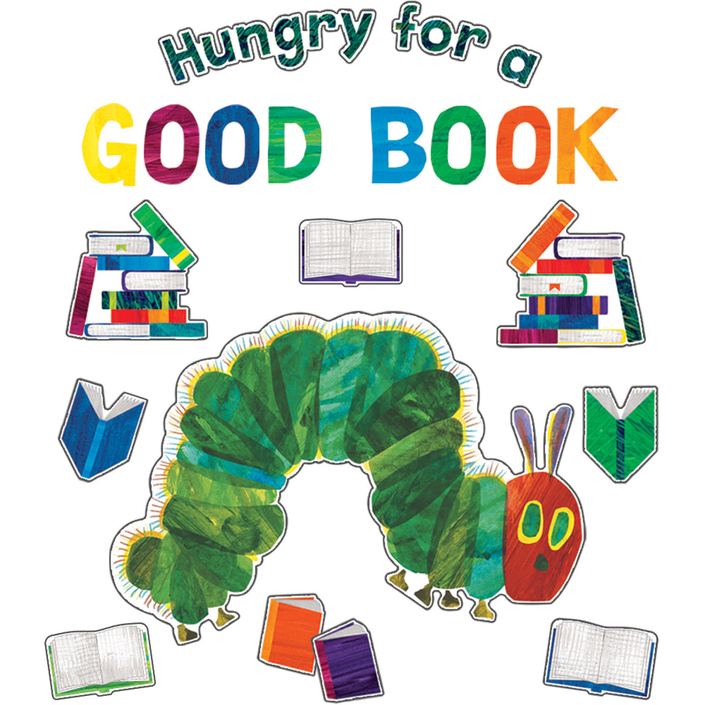 Hungry For A Good Book Bb St Very Hungry Caterpillar