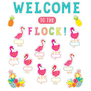 Tropical Welcome To The Flock Bb St Simply Stylish