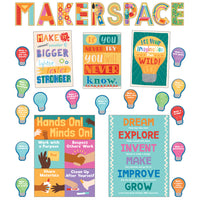 Makerspace Bulletin Board Set