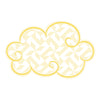 CLOUDS MINI CUTOUT GR PK-5