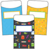 SCHOOL TOOLS LIBRARY POCKET GR PK-8