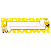 BUZZ-WORTHY BEES NAMEPLATES