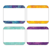 (6 Pk) Galaxy Name Tags