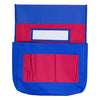 CHAIRBACK BUDDY BLUE/RED