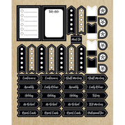 (12 Pk) Simply Stylish Planner Sticker Pack
