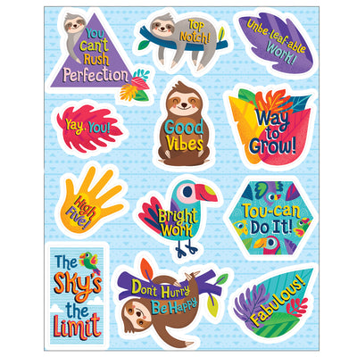 Motivators Motivational Stickers One World