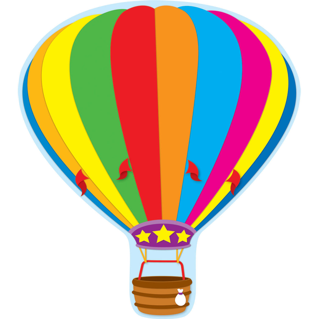 HOT AIR BALLOON TWO SIDED