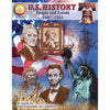 (2 Ea) Us History People & Events 1607- 1865 Resource Book