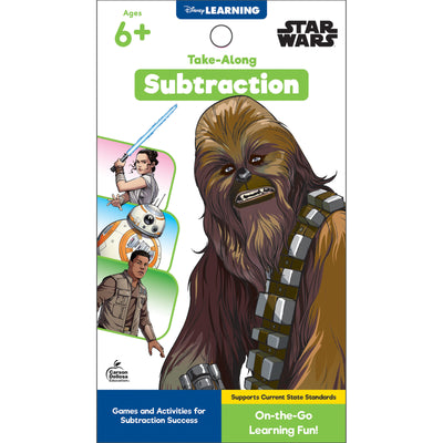 Star Wars Subtraction My Take-along Tablet